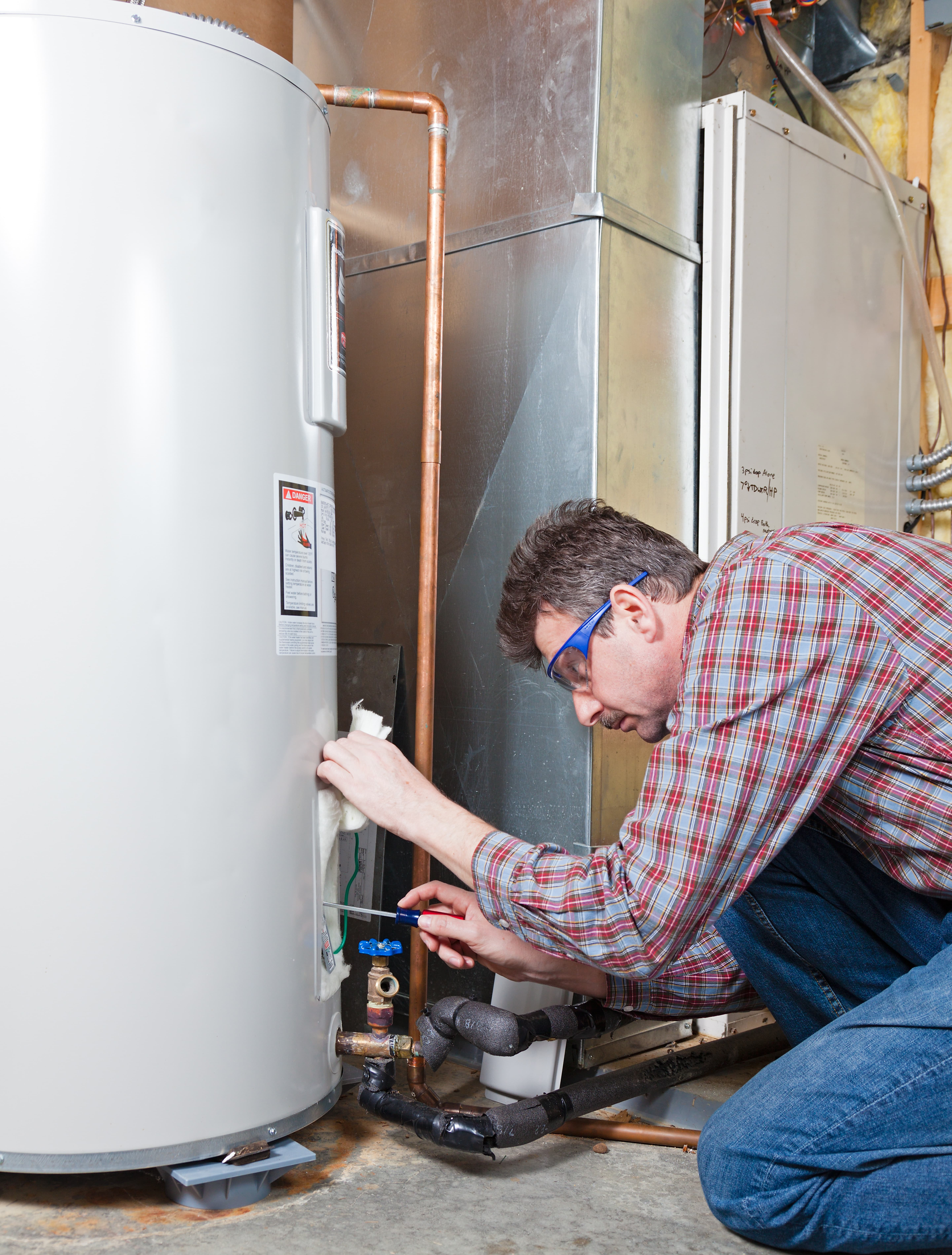My Water Heater Is Leaking! What Should I Do?