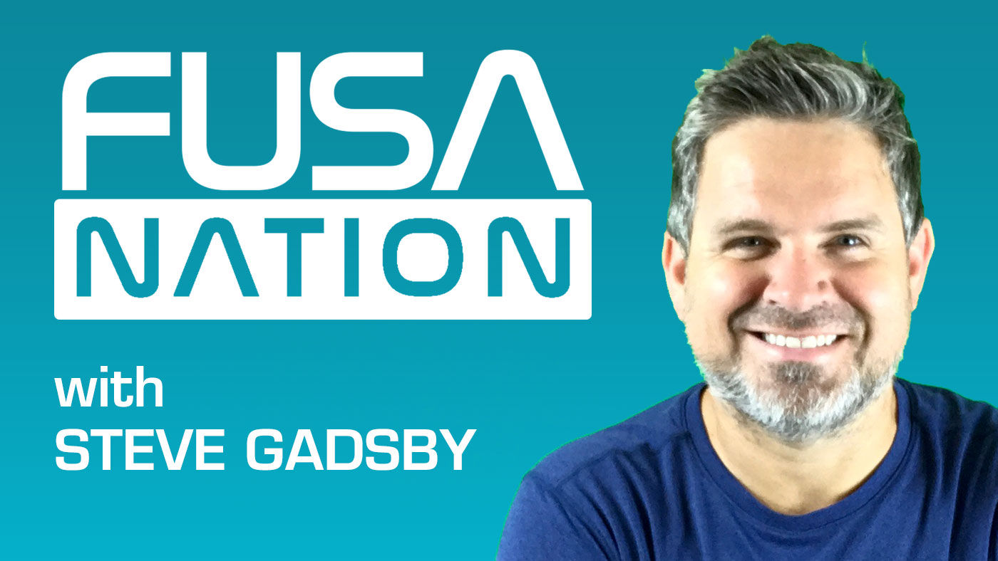 fusa nation podcast with steve gadsby